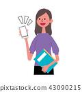 數字動畫 醫療插圖 動畫的 43090215