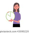 數字動畫 醫療插圖 動畫的 43090220