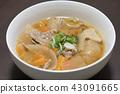 pork soup, miso soup, japanese food 43091665