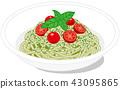พาสต้า Genovese 43095865