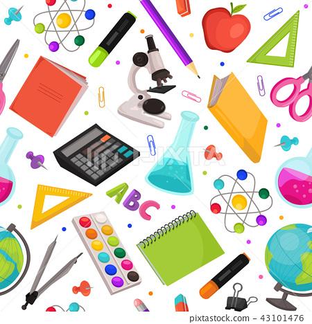 back to school pattern 43101476