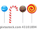 candy lollipop sweets 43101894