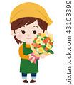 florist, female, females 43108399