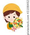 florist, female, females 43108402