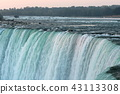 niagara, water fall, waterfall 43113308