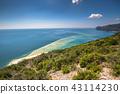 coast, landscape, ocean 43114230