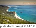 beautiful, blue, landscape 43114231