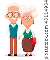 grandma,granny,woman 43114934