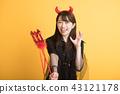 萬聖節角色扮演派對婦女協會女巫 43121178