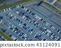 parking lot, vehicle, parking 43124091