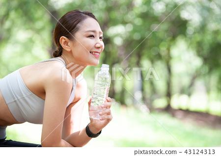 조깅,운동,스포츠,젊은여자 43124313