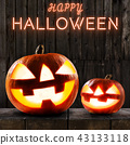 halloween, pumpkin, background 43133118