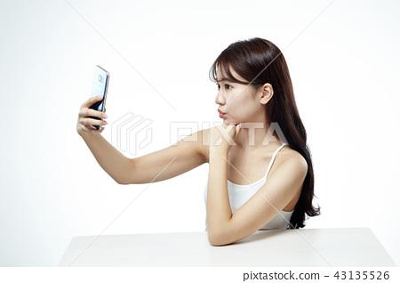 韓國美女相當形象 43135526