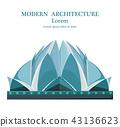 Modern architecture 43136623