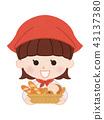 面包房 职业 女生 43137380