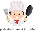 พ่อครัวชาย 43137667