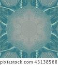 Abstract kaleidoscope 43138568