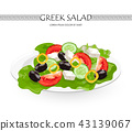 Greek salad 43139067