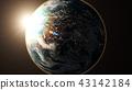 地球背景 43142184