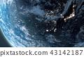 地球背景 43142187