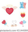 Romantic set collection 43144099