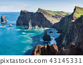 Beautiful landscape of Madeira, Portugal 43145331