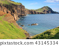 Beautiful landscape of Madeira, Portugal 43145334