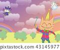 fancy, illustration, magic 43145977