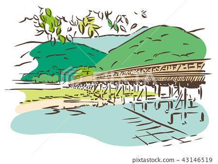 Kyoto City Kyoto City / Arashiyama 43146519