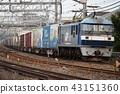 電機 貨運列車 火車 43151360