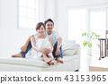 부부 신혼 부부 가족 라이프 스타일 생활 43153965