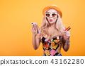 smartphone, woman, female 43162280