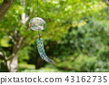 庭の風鈴1 43162735