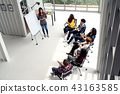 Young asian businesswoman explain idea 43163585