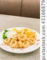 fried calamari 43166879