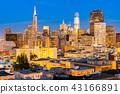 城市風光 城市景觀 摩天大樓 43166891