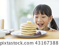 女孩煎餅 43167388