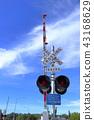 alaska railroad, alaska, united states of america 43168629