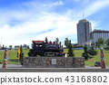 alaska railroad, alaska, united states of america 43168802