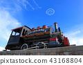 alaska railroad, alaska, united states of america 43168804