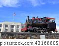 alaska railroad, alaska, united states of america 43168805