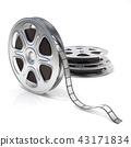 film, reel, movie 43171834