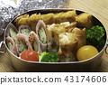 午餐盒 43174606