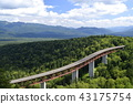 경치, 풍경, 도로 43175754