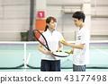 網球 43177498