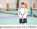 เทนนิส,ผู้หญิง,หญิง 43178063