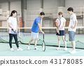 เทนนิส,ผู้หญิง,หญิง 43178085