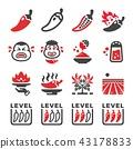 chili icon 43178833