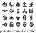 halloween icon 43178865