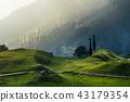Beautiful farmland landscape in rural 43179354
